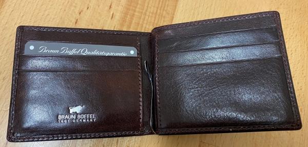 Clip-Portemonnaie